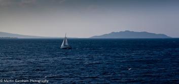 Aegina Coastline