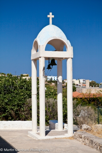 Vagia chapel tower