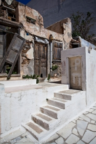 Houses in Syros