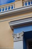 House Facade Syros