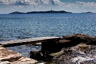 Walkway and Island of Didimi
