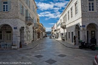 Eleftheriou Venizelou street, Ermoupolis