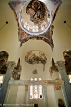 The Church of The Holy Apostles in The Agora of Athens, Greece.